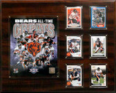 "NFL 16""x20"" Chicago Bears All-time Great Photo Plaque"