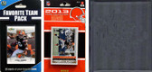 NFL Cleveland Browns Licensed 2013 Score Team Set and Favorite Player Trading Card Pack Plus Storage Album