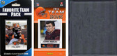 NFL Cleveland Browns Licensed 2014 Score Team Set and Favorite Player Trading Card Pack Plus Storage Album