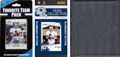 NFL Dallas Cowboys Licensed 2010 Score Team Set and Favorite Player Trading Card Pack Plus Storage Album
