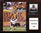 """NFL 12""""x15"""" Demaryius Thomas Denver Broncos Player Plaque"""