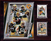 """NFL 12""""x15"""" Green Bay Packers 2014 Team Plaque"""