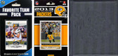 NFL Green Bay Packers Licensed 2013 Score Team Set and Favorite Player Trading Card Pack Plus Storage Album