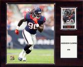 "NFL 12""x15"" Jadeveon Clowney Houston Texans Player Plaque"