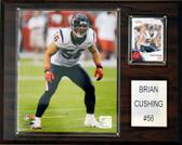 "NFL 12""x15"" Brian Cushing Houston Texans Player Plaque"