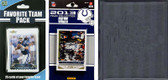 NFL Indianapolis Colts Licensed 2013 Score Team Set and Favorite Player Trading Card Pack Plus Storage Album