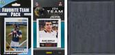 NFL Jacksonville Jaguars Licensed 2014 Score Team Set and Favorite Player Trading Card Pack Plus Storage Album