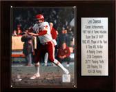 "NFL 12""x15"" Len Dawson Kansas City Chiefs Career Stat Plaque"