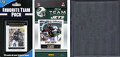 NFL New York Jets Licensed 2014 Score Team Set and Favorite Player Trading Card Pack Plus Storage Album