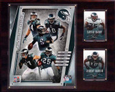 "NFL 12""x15"" Philadelphia Eagles 2014 Team Plaque"