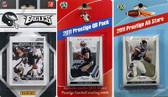 NFL Philadelphia Eagles Licensed 2011 Score Team Set With Twelve Card 2011 Prestige All-Star and Quarterback Set