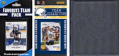 NFL San Diego Chargers Licensed 2010 Score Team Set and Favorite Player Trading Card Pack Plus Storage Album