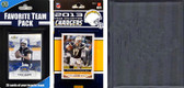 NFL San Diego Chargers Licensed 2013 Score Team Set and Favorite Player Trading Card Pack Plus Storage Album
