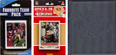 NFL San Francisco 49ers Licensed 2013 Score Team Set and Favorite Player Trading Card Pack Plus Storage Album