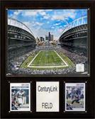"NFL 12""x15"" CenturyLink Field Stadium Plaque"