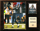 """NFL 12""""x15"""" Roger Sherman Seattle Seahawks Player Plaque"""