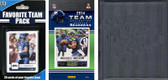 NFL Seattle Seahawks Licensed 2014 Score Team Set and Favorite Player Trading Card Pack Plus Storage Album
