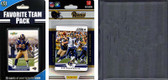 NFL St. Louis Rams Licensed 2012 Score Team Set and Favorite Player Trading Card Pack Plus Storage Album