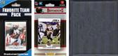 NFL Tampa Bay Buccaneers Licensed 2012 Score Team Set and Favorite Player Trading Card Pack Plus Storage Album