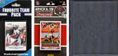 NFL Tampa Bay Buccaneers Licensed 2013 Score Team Set and Favorite Player Trading Card Pack Plus Storage Album