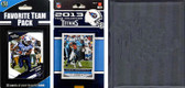 NFL Tennessee Titans Licensed 2013 Score Team Set and Favorite Player Trading Card Pack Plus Storage Album