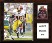 "NFL 12""x15"" Alfred Morris Washington Redskins Player Plaque"