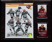 "NFL 12""x15"" Washington Redskins 2013 Team Plaque"