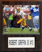 "NFL 12""x15"" Robert Griffin III Washington Redskins Player Plaque"