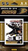 NHL Anaheim Ducks 2013 Score Team Set