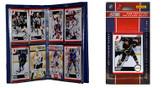NHL Anaheim Ducks Licensed 2010 Score Team Set and Storage Album