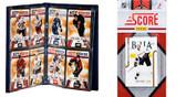 NHL Anaheim Ducks Licensed 2011 Score Team Set and Storage Album