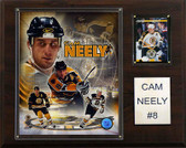 "NHL 12""x15"" Cam Neely Boston Bruins Player Plaque"