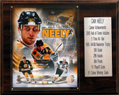 "NHL 12""x15"" Cam Neely Boston Bruins Career Stat Plaque"