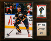 "NHL 12""x15"" Tyler Myers Buffalo Sabres Player Plaque"