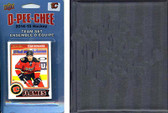 NHL Calgary Flames 2014 O-Pee-Chee Team Set and a storage album