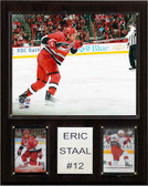 "NHL 12""x15"" Eric Staal Carolina Hurricanes Player Plaque"