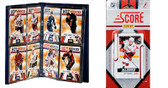 NHL Carolina Hurricanes Licensed 2011 Score Team Set and Storage Album