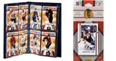 NHL Chicago Blackhawks Licensed 2011 Score Team Set and Storage Album