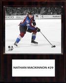 "NHL 12""x15"" Nathan MacKinnon Colorado Avalanche Player Plaque"