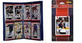 NHL Colorado Avalanche Licensed 2010 Score Team Set and Storage Album