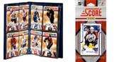 NHL Colorado Avalanche Licensed 2011 Score Team Set and Storage Album