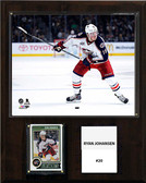 "NHL 12""x15"" Ryan Johansen Columbus Blue Jackets Player Plaque"