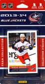 NHL Columbus Blue Jackets 2013 Score Team Set
