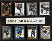 """NHL 12""""x15"""" Mike Modano Dallas Stars 8-Card Plaque"""