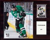"""NHL 12""""x15"""" Tyler Seguin Dallas Stars Player Plaque"""