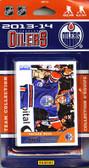 NHL Edmonton Oilers 2013 Score Team Set