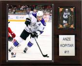 "NHL 12""x15"" Anze Kopitar Los Angeles Kings Player Plaque"
