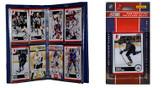 NHL Los Angeles Kings Licensed 2010 Score Team Set and Storage Album