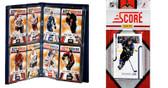NHL Los Angeles Kings Licensed 2011 Score Team Set and Storage Album