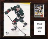 "NHL 12""x15"" Ryan Suter Minnesota Wild Player Plaque"